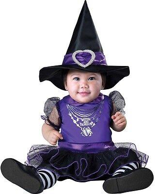 Baby Mädchen Hexe und Berühmt Halloween Kostüm Kleid Outfit 0-24 Months ()