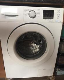 Samsung ecobubble 8kg washing machine