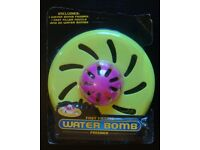 Fast Filling Water Bomb Frisbee (new)
