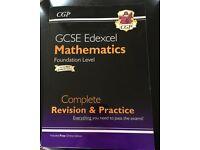 GCSE Maths Edexcel Complete Revision & Practice - Foundation Level - Grade 9-1