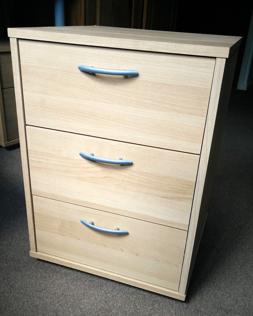 Small Wooden Chest Of Drawers 3 Drawers Storage Unit In Trafford Manchester Gumtree