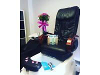 Spa chair ( pedicure chair)