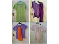 4 Clothes Bundle - Girls (8-11 years old) Indian Clothes