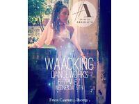 Waacking Dance Class Danceworks