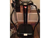 Vibration Plate for sale. In very good condition