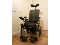 Invacare Storm 3 Electric Wheelchair