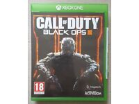 As New Xbox One Game 'Call of Duty: Black Ops III'