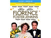 FLORENCE FOSTER JENKINS BLU-RAY+ DIGITAL HD DVD