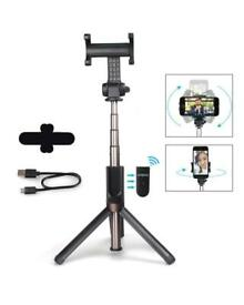 3 in 1 tripod with any smart phone.