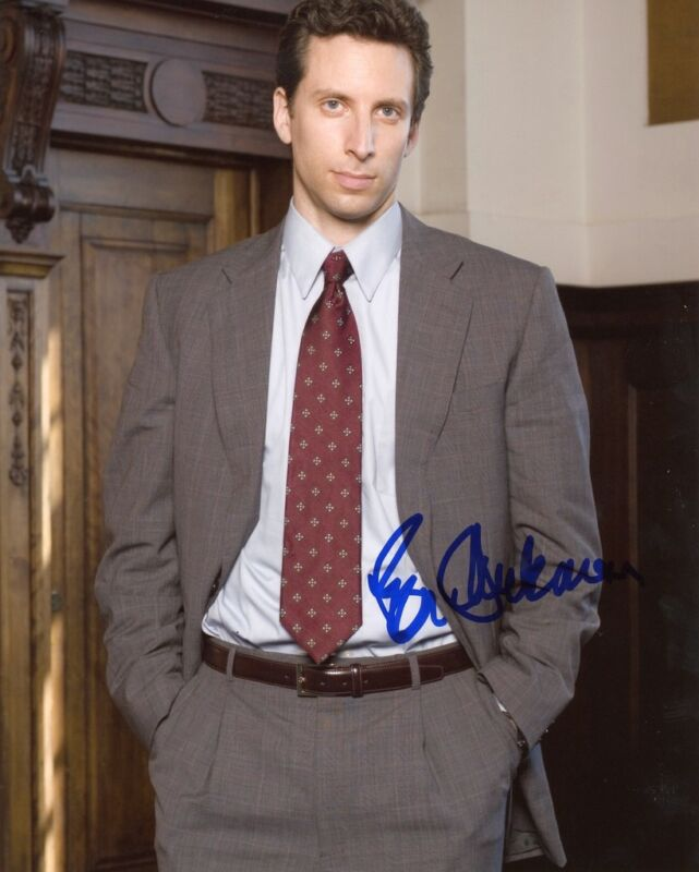 "Ben Shenkman ""Canterbury's Law"" AUTOGRAPH Signed 8x10 Photo C ACOA"