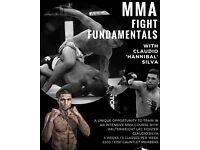 MMA Course   UFC   Jiu-Jitsu - Self-Defense   UFC Fighter Claudio Silva: 07475701652