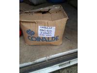 25kg GALV ANNULAR RING SHANK NAILS 3'35x65