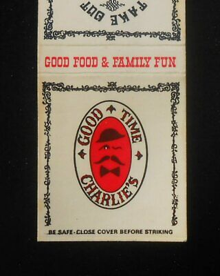 1970s Good Time Charlie's Good Food The Market Place Westgate Mall Bethlehem (Westgate Mall)