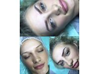 Looking for model for new eyebrow ombre technique (semi perm make up )ASAP