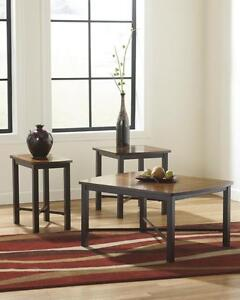 *** USED *** ASHLEY FLETCHER COFFEE/END TABLES S/N:51155274 #STORE568