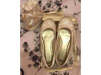 Girls shoes n bag