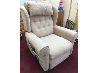 Willowbrook Newhampton Orthopedic electric riser recliner massage chair