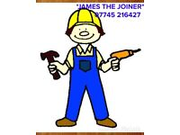 CHEAPEST PRICES -JOINER & LOCKSMITH** FENCING, DECKING, KITCHENS, FLOORING, DOORS, SKIRTING ETC **