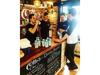 Barista / Cafe Manager / Accommodation Available