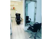Hair and beauty stations for rent