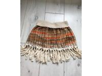 Handmade resort / beach skirt from Bliss Intimates size 6/8