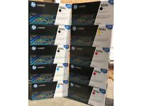 HP CE250XC Contract LaserJet Toner Cartridge - Black
