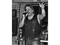 Classic Rock/Blues Vocalist Singer Available