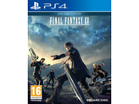 ps4 games, excelllent condition. Final Fantasy XV, Watch Dogs and Star Wars: Battlefront