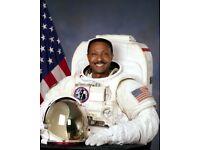 Meet a NASA Astronaut - Winston Scott - Lichfield Guild Hall November 14th 2018