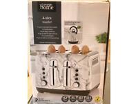 4 Slice Toaster - Brand New