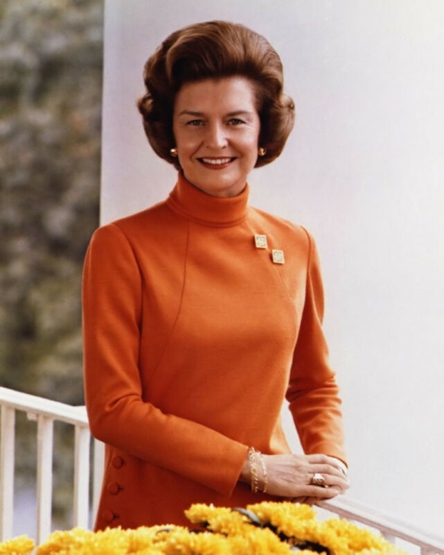 First Lady Betty Ford  8 x 10 Photo Picture #c1