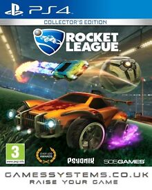 Get Rocket League Collector's Edition brand new on Xbox One or PS4 for just £8.54p!