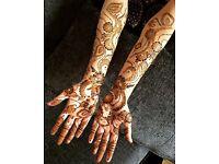Henna Artist in Lancashire