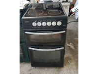 6 MONTHS WARRANTY Stoves 50cm, double oven electric cooker FREE DELIVERY