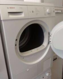 Bosch 7kg Condenser tumble dryer with sensor dry