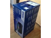 Epson Stylus Photo A3+ Printer, plus 7 sealed inks & 32 photo balloons to print on.
