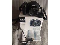 Sony DSC-H200 digital camera (black)