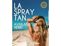 LA Mobile Spray Tan