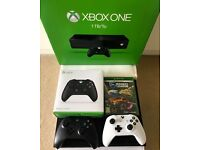 Xbox One 1TB + Extra Controller & Rocket League Game : Immaculate Condition