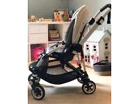 Bugaboo Bee 3 buggy & bassinet/carrycot