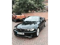 BMW 330 M Sport convertible -full mot no advisories