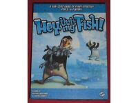 'Hey, Thats My Fish!' Board Game (new)