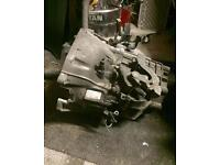 Ford Transit fwd gearbox-6speed-2011/12