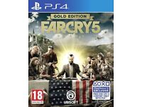 Farcry 5 - used once (like new)