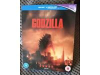Godzilla blu ray