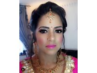 Asian Bridal & Party Hair & Makeup Artist