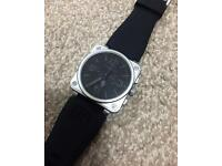 Bell & Ross Automatic sweeping hand movement watch for men