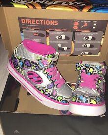 Girls Heelys (cruzx2) size 13