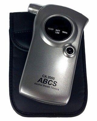 Digital personal Alcohol breathalyzer breath tester