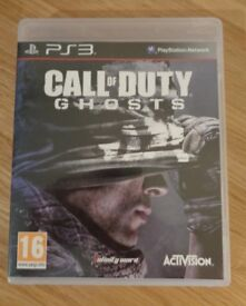 PS3 - Call of Duty: Ghosts - Excellent Condition
